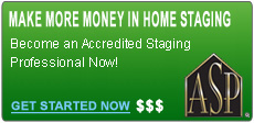 Make More Money in Home Staging