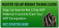 Register For Webinar ASP Training