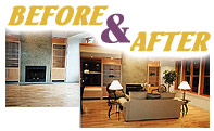 Home Stager Photo Gallery Before And After Staging